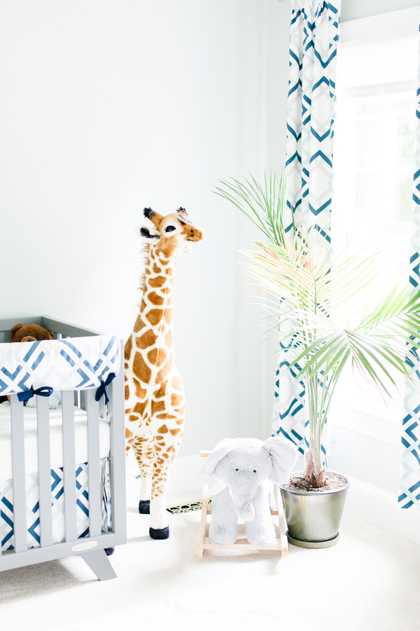 Animal Themed Nursery