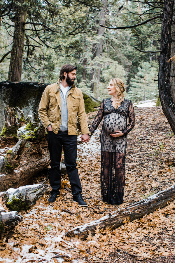 Rustic Maternity Shoot